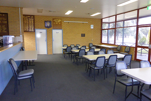 function room hire at darlington point club