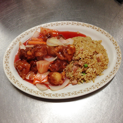 Michae's Chinese Restaurant Darlington Point Club