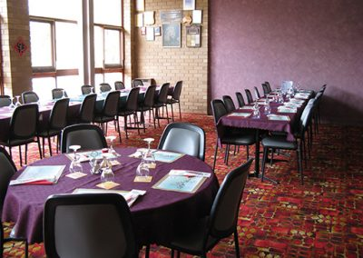 darlington point club dining room